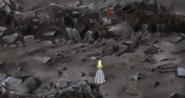 File:Cosette & Hucheloup at Barricade Wreckage.png