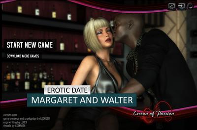 Erotic Date - Margaret and Walter