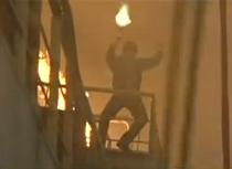 LW4- Will Leong as henchman shot by Murtaugh