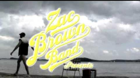 Zac Brown Band - Toes (Video)