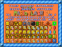 SMF3 Level Editor