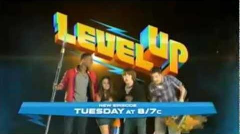 Cartoon Network - Level Up Promo