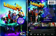 Level Up DVD Cover