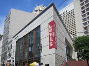 Levi's flagship store exterior 1