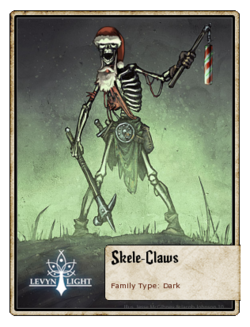 Skele-Claws