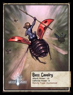 Buzz Cavalry