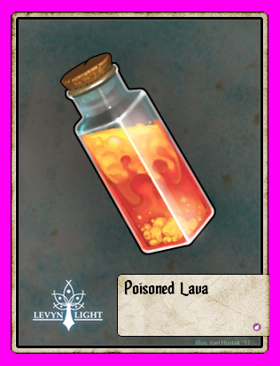 Poisoned Lava