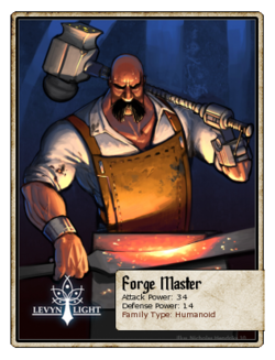 Forge Master