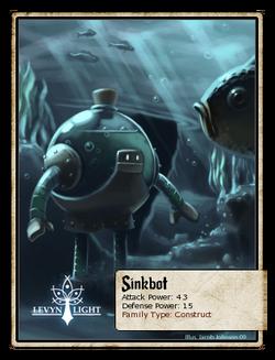 Sinkbot