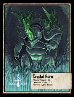 Crystal Horn