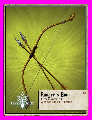 Ranger's Bow