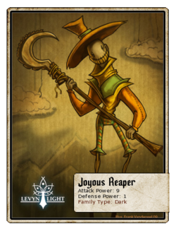 Joyous Reaper
