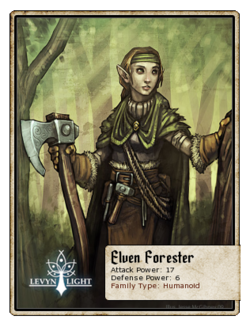 Elven Forester