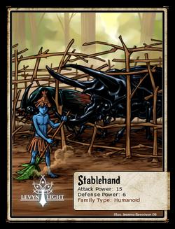 Stablehand