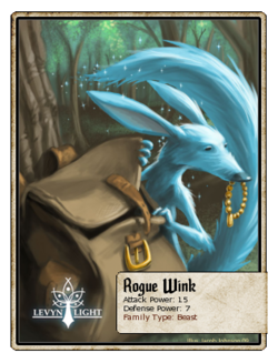 Rogue Wink