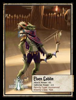 Elven Goblin