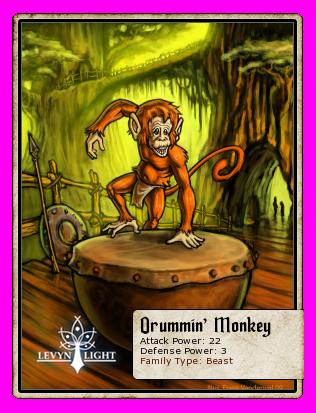 DrumminMonkey
