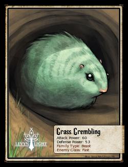 Grass Grembling