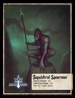Sepulchral Spearman