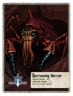 Burrowing Horror