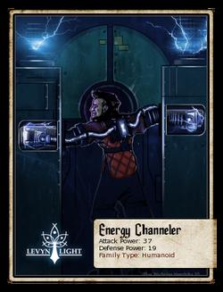 Energy Channeler