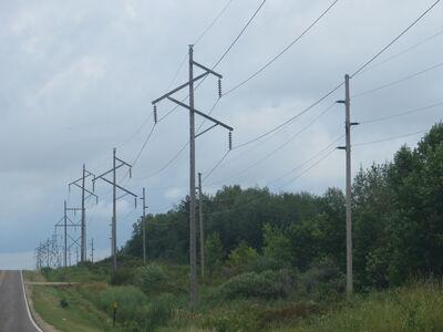 -NSP 115kv and 69kv Transmission Lines