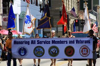 LGBT Military Pride
