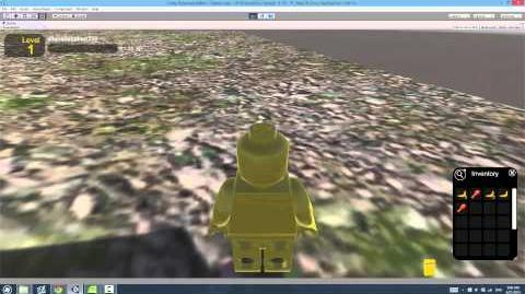 LEGO Universe Level and 3rd Person Controller Systems