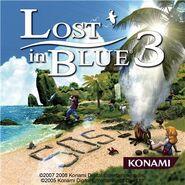 Stephen Geering-LOST IN BLUE 3 Original 3