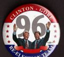 1996 U.S. Presidential Election
