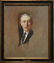Thomas Woodrow Wilson, Twenty-eighth President (1913-1921)