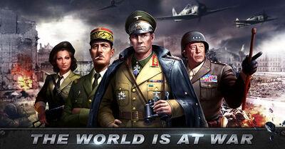 Liberators-Commanders