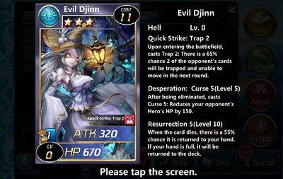 Evil Djinn