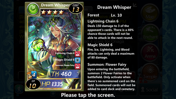 Dream Whisper 10