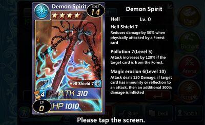 Demon Spirit