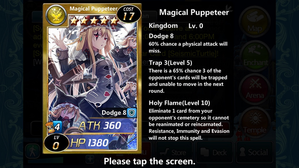 Magical Puppeteer 0
