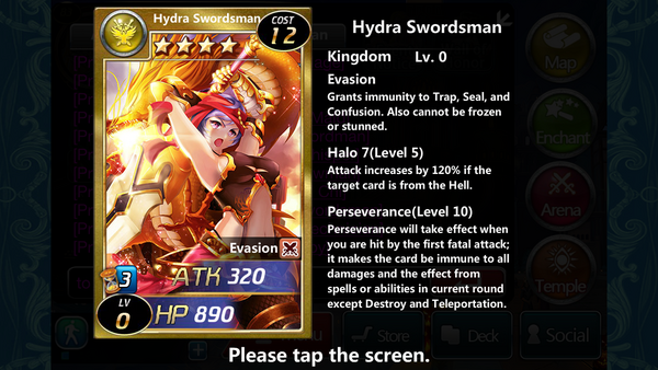 Hydra Swordsman 0