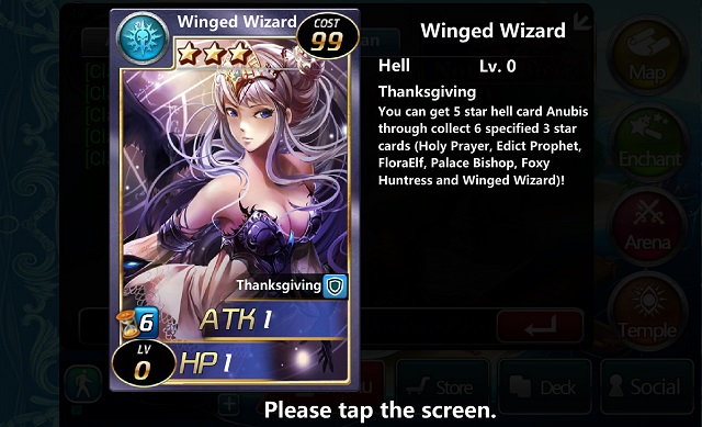 Winged Wizard