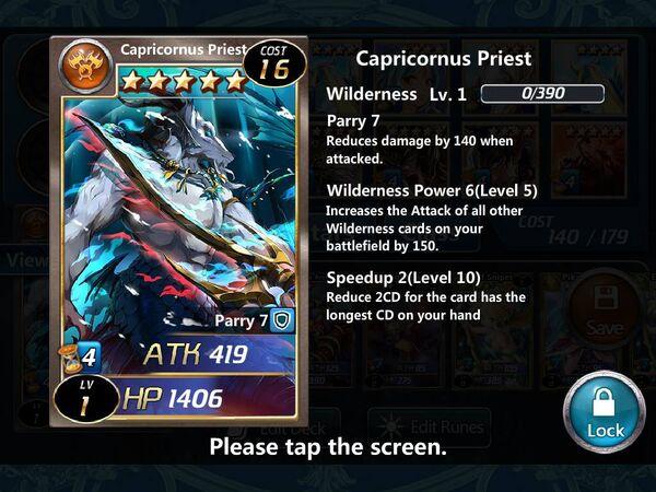 Capricornus Priest