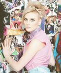 Perrie edwards in photoshoot by littlemixfans-d5j81dc