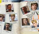 Заметки Макс о персонажах