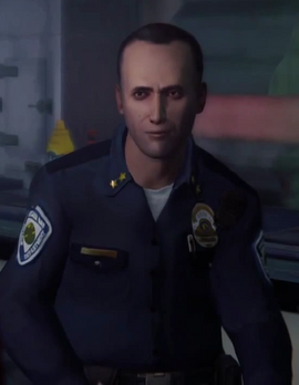 Officer Berry