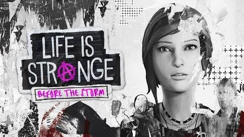 Life is Strange Before the Storm Announce Trailer E3 2017