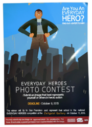 Everyday Heroes Poster