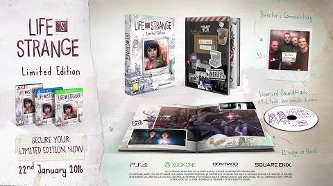 Life is Strange Limited Edition Trailer (PEGI)