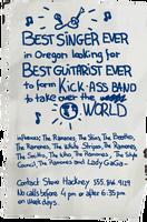 Steve Hackney Ad