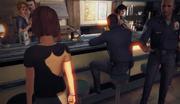 Officer diner nightmare