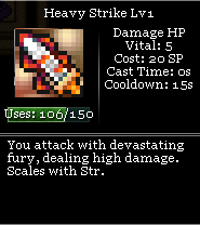 Heavy Strike