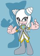 Diamond Silhouette2