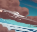 Avião Invisível da Mulher Maravilha